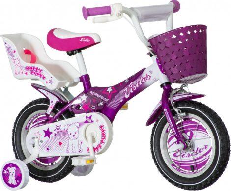 KPC Happy Puppy 12 kiskutyás gyerek kerékpár HAJMERESZTŐ ÁRON -  Kerékpárwebshop.eu Kerékpár Webáruház c93bb7dc90