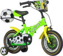 KPC Soccer 12 focis gyerek kerékpár HAJMERESZTŐ ÁRON