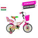 KPC Bunny 12 nyuszis gyerek kerékpár