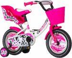 KPC Dalmata 12 kiskutyás gyerek kerékpár