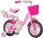 KPC Summer 12 rózsaszín lány gyerek kerékpár