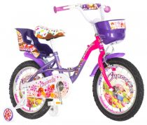 KPC Cupcake 16 sütis gyerek kerékpár HAJMERESZTŐ ÁRON