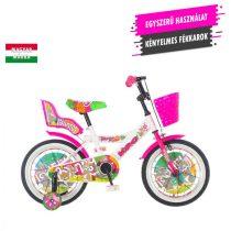 KPC Bunny 16 nyuszis gyerek kerékpár