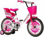 KPC Dalmata 16 kiskutyás gyerek kerékpár