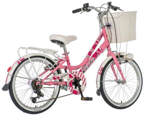 Visitor Rózsa 20 gyerek kerékpár HAJMERESZTŐ ÁRON Rózsaszín ... 4b5508407b