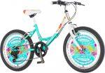 Explorer Fashion 20 gyerek kerékpár  Türkiz