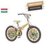 KPC Predator 20 dínós gyerek kerékpár
