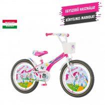 KPC Unicorn 20 unikornisos gyerek kerékpár HAJMERESZTŐ ÁRON