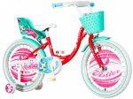 KPC Cosmic Princess 20 királylányos gyerek kerékpár