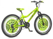 Explorer Magnito 24 tárcsafékes gyerek kerékpár HAJMERESZTŐ ÁRON