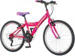 Venssini Parma 24 gyerek kerékpár '18  Rózsaszín