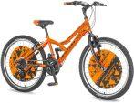 Explorer Legion 24 gyerek kerékpár  Narancs