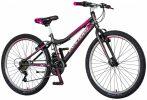 Explorer Magnito 24 sárga gyerek kerékpár
