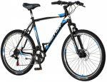 Visitor Hunter 26 MTB kerékpár Fekete-Kék V-fékes