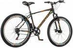 Visitor Hunter Disc 26 MTB kerékpár Fekete-Zöld