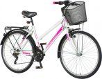 Venssini Roma női MTB kerékpár  Fehér
