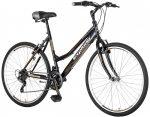Explorer Sparkles Lady MTB kerékpár Fekete