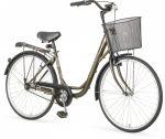 Venssini Diamante bronz női városi kerékpár