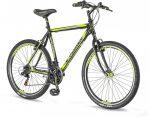 Explorer North 26 férfi MTB kerékpár  Fekete-Zöld