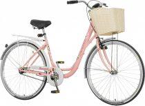Venssini Diamante 26 rózsaszín női városi kerékpár LEGJOBB AJÁNLAT