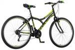 Explorer Legion 26 MTB '18 kerékpár  Fekete