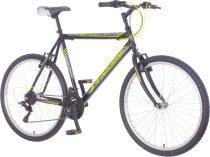 Venssini Forza 26 férfi MTB kerékpár Fekete