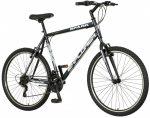 Explorer Spark 26 férfi MTB kerékpár  Fekete