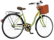 Visitor Napraforgó városi kerékpár LEGJOBB AJÁNLAT Zöld