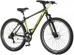 Visitor Blade 29er kerékpár Fekete-Sárga V-fékes