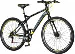 Visitor Pro Classic 29er kerékpár Fekete-Sárga