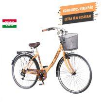 KPC Elite női 28 váltós városi kerékpár Púder 12810121