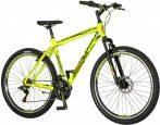 Explorer Classic 27,5 kerékpár  Neonzöld Mechanikus tárcsafék