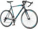 Visitor Stallion országúti kerékpár  Fekete