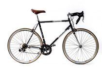 Visitor Road Deluxe országúti kerékpár LEGJOBB AJÁNLAT Fekete