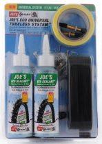 Joe's No-Flats Eco Tubeless System univerzális csomag