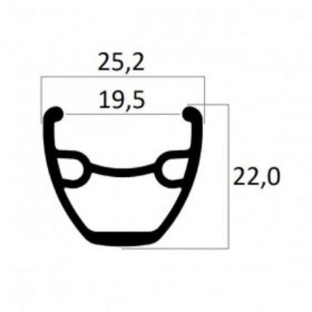 Beretta 559 disc felni