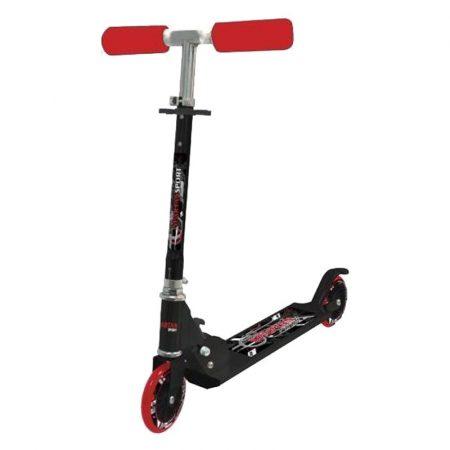 Spartan X125 piros roller