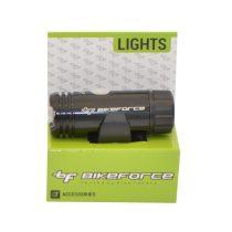 BikeForce BlinderBlack USB első lámpa