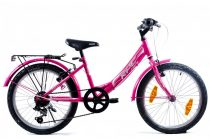 KPC Fairy 20 6 sebességes gyerek kerékpár