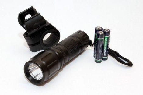 Spyral Speed Alu első lámpa