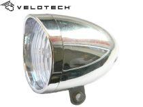 Velotech Retro 3LED első lámpa