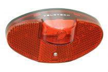 Velotech 1LED hátsó lámpa
