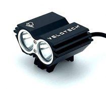 Velotech Ultra 2000 első lámpa