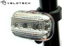 Velotech 3LED első lámpa