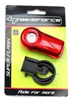 BikeForce Superflash hátsó lámpa