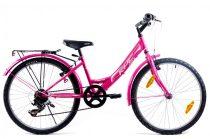KPC Fairy 24 6 sebességes gyerek kerékpár