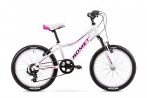 Romet Jolene Kid 20 gyermek kerékpár Fehér