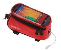 Roswheel telefontartós váztáska 1 részes piros