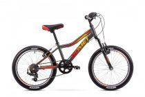 Romet Rambler Kid 20 gyermek kerékpár Fekete