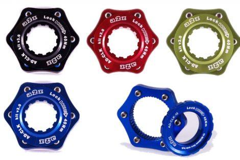 A2Z AD-CLK centerlock adapter több színben
